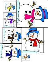 Veel printables en ideetjes voor thema winter! Confessions of a Homeschooler