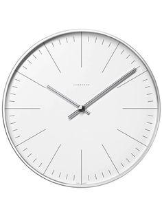 Max Bill Wall Clock by Max Bill for Junghans