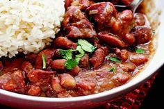 Cajun Red Beans & Rice Recipe!