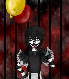 Laughing Jack by MaliceApple on DeviantArt Creepypasta Proxy, Creepypasta Characters, Loki, Thor, Pop Goes The Weasel, Dont Love Me, Laughing Jack, Creepy Things, Creepy Pasta