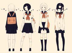 Mochi ♥ : detalles de los accesorios y peinados