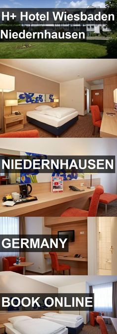 Hotel H  Hotel Wiesbaden Niedernhausen in Niedernhausen, Germany. For more information, photos, reviews and best prices please follow the link. #Germany #Niedernhausen #H HotelWiesbadenNiedernhausen #hotel #travel #vacation