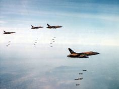 US Air Force commemorates 50 years since Vietnam War Operation Rolling Thunder - War Historical Photos
