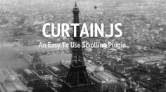 Best jQuery Plugins for Creating Single Page Websites