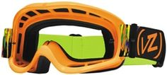 2014 Vonzipper Sizzle Drip Mop Motocross Off Road Dirt Bike MX Goggles