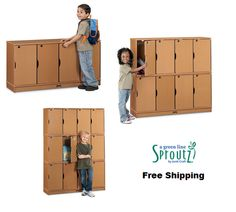 Cabinets and storage for the classroom Classroom Carpets, Preschool Supplies, Preschool Furniture, Backpack Storage, Single Sein, Preventive Maintenance, Dream School, Honor Roll, Early Education