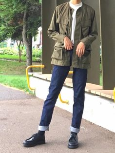 【instgram→@reposuke】 【Twitter→@reposuke_wear】 普段この