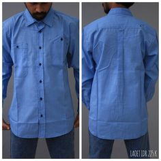 #FIVEDENIM | LAOET IDR 225 K COMPOSITION : CHAMBRAY OXFORD