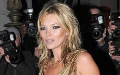 Kate Moss: 25 years top model