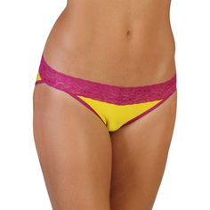 @exofficio underwear is a must for travelling. They dry on the fly! Give-N-Go Lacy Low Rise Bikini (Women's) #ExOfficio at RockCreek.com