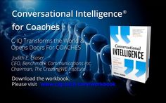 Conversational Intelligence® for Coaches :: Programs