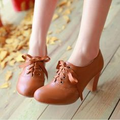 Women's Punk Pointed Toe Lace Up Platform Block High Heels Ankle Boots Shoes