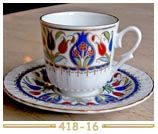 Traditional Turkish Coffee Cup Sets