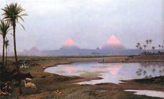 Jean Leon Gerome (France, 1824-1904)