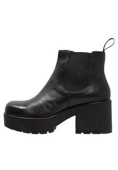 Dames Vagabond DIOON - Korte laarzen - black Zwart: € 109,95 Bij Zalando (op 7-8-16). Gratis bezorging & retournering, snelle levering…
