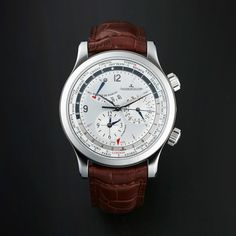 Jaeger LeCoultre Master World Geographic Automatic // Q1528420 // Unworn