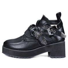 Martin Boots, Motorcycle Boots, Designer Boots, Calf Boots, Short Boots, Metal Buckles, Vintage Metal, Over The Knee Boots, Ankle