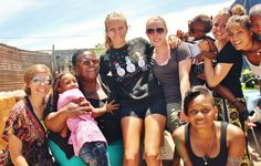 Doing volunteer work in South Africa provides a challenging, meaningful and fun way of getting to know South Africa. Do you like working with small children in daycare, with street kids or do you prefer working with animals in a game park?