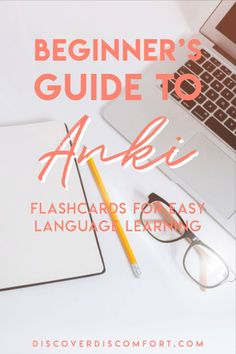 Intro to Anki Flashcards for Fast Language Learning Learning Languages Tips, Learning Tools, Learning Resources, Spanish Language Learning, Learn A New Language, Learning Arabic, Spaced Repetition, Make Your Own Card, Korean Language