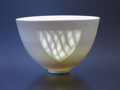 Ceramics by Tim Gee at Studiopottery.co.uk - 2013. Kelp shield, 15cm high and 10cm wide