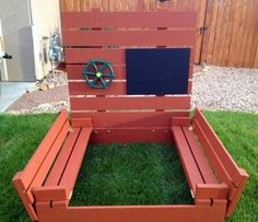 Sandbox | Do It Yourself Home Projects from Ana White