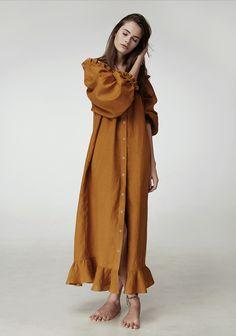 nightgown, Ukranian loungewear line Sleeper