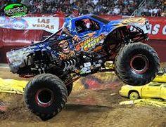 Image result for stone crusher monster truck
