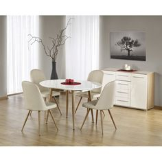 Table design extensible Dolcina ATYLIA
