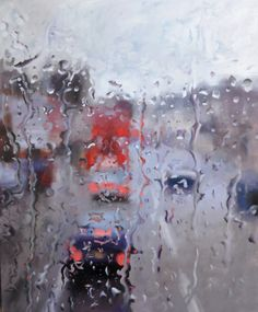 ARTFINDER: London 2 by John Welsh - Hi, 'London is another raint English scene. Here, I have used an intricate rain pattern which almost conceals the image beyond, this is an attempt to mak. Welsh, Impressionist, Rain, Scene, Fire, Earth, English, London, Architecture