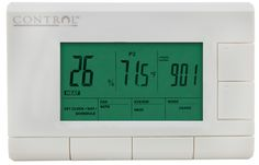 5/1/1-Day Programmable Digital Thermostat