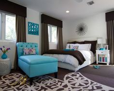 Bedroom Teen Bedrooms Design, Pictures, Remodel, Decor and Ideas