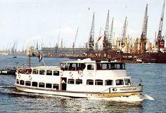 Nieuwe Maas Rotterdam (jaartal: 1960 tot 1970) - Foto's SERC