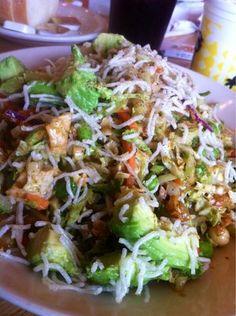 Top Secret Recipes | California Pizza Kitchen Thai Crunch Salad ...