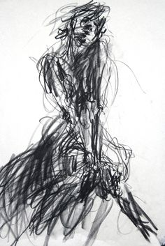 christianaguinle:  willkimart:  Figurative Rhythm Series - by Will KimCharcoal Pencils on Paper©Will Kim All Rights Reserved  Art
