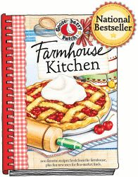 Farmhouse Kitchen was our very first national bestseller...a proud moment for us!