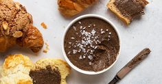 DIY Coffee Butter Makes Mornings Better than Ever — Tasting Table Butter Coffee Recipe, Butter Recipe, Recipe 4, Coffee Jelly, Real Coffee, Coffee Cake, Biscuits And Gravy, Coffee Cream, Tasting Table
