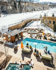 36 of the World's Best Ski Chalets and Lodges to Visit Right Now | Viceroy Snowmass
