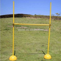 SOCCER EQUIPMENT coaching stick agility training pole coaching training sticks agility poles