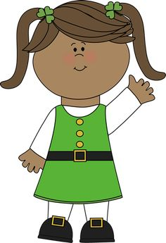 saint patrick s day girl digi freebies pinterest saints girls rh pinterest com santa clipart for facebook santa clipart for facebook