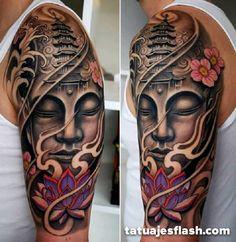 tatuajes-de-buda-37.jpg (680×700)