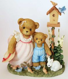 Heidi´s Cherished Teddies Galerie: BRONTE and GAGE 2005 Signing Event - Find Joy In All Of Natures Wonders! (4004463)