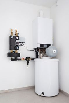 How to Combat Mold Around Boilers and Water Heaters Bob Vila, Home Fix, Hiding Places, Boiler, Safety Tips, Home And Away, Ideas Para, Home Improvement, Kitchen Appliances