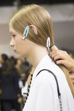 Christian Dior Spring 2016 Ready-to-Wear Fashion Show Beauty