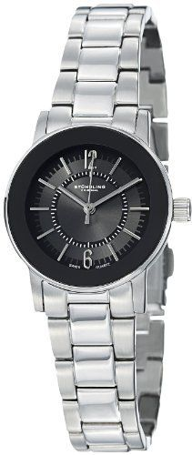 Stuhrling Original Women's 959L.12111 Classic Ascot  Paramount Swiss Quartz Ultra Slim Black Bezel Watch Stuhrling Original. $99.00. Save 66% Off!