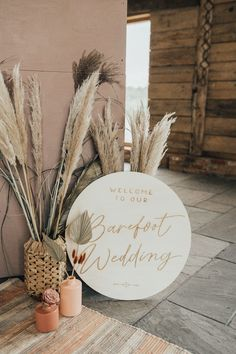 Gallery, description, and supplier list of a beautiful beach boho elopement at the Cherry Barn planned and styled by The Stars Inside. Barefoot Wedding, Boho Beach Wedding, Beach Wedding Flowers, Flower Crown Wedding, Elope Wedding, Rustic Wedding, Elopement Wedding, Flower Crowns, Wedding Bride