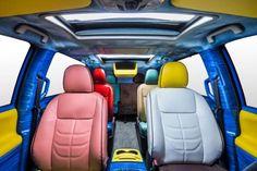 The SpongeBob SquarePants Minivan Is the Full Glory of Bikini Bottom - Neatorama