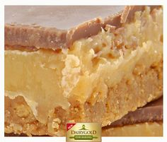 Make it Better with Dairygold Chocolate Cream Cheese, Chocolate Topping, Caramel Squares Recipe, Blondie Brownies, Apple Bread, Baking Tins, Cream And Sugar, Food Inspiration, Cooking Recipes