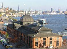 Fischauktionshalle, Hamburg-Altona