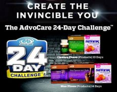 Advocare 24 day challenge.