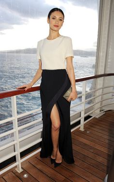 See All the Stars at the Cannes Film Festival — So Far!: On Thursday, Emma Watson posed with The Bling Ring cast and director Sofia Coppola.  : Jessica Biel and Justin Timberlake left the Le Grand Journal studio in Cannes on Monday.  : Zoe Saldana smiled for the cameras at a Blood Ties photocall in Cannes on Monday.   : Olga Kurylenko posed on a boat at Finch's Quarterly Review filmmakers' dinner on Friday.